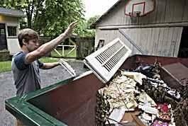 Cheap Dumpster Rental Roll Off Dumpster Prices - Express Roll Off |  Dumpster rental, Roll off dumpster, Dumpster