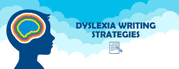 dyslexic students with writing