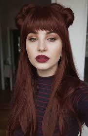 20 y dark red hair ideas to copy in