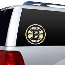 Nhl Boston Bruins Logo Window Film Bed Bath Beyond