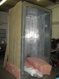 oven for powder coating and ceramics
