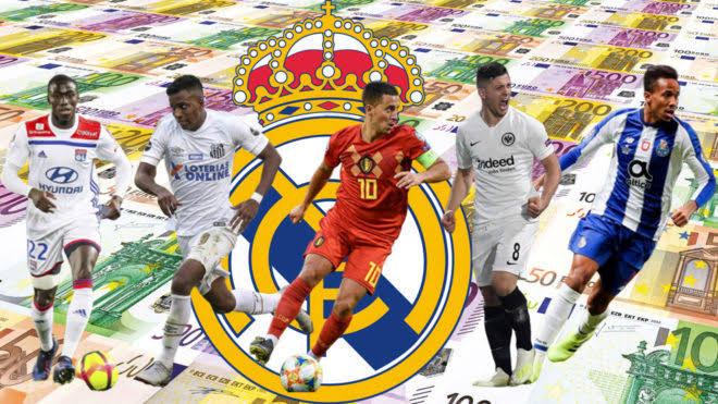Real Madrid Liga Champion