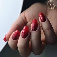 Studio Paznokci Chi Chi Nail On Instagram Lubicie Czerwone
