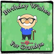 happy birthday wishes for grandpa com