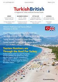 Turkish British Magazine_03 EN by Turkish British Magazine - issuu