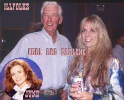 Ill Folks: CARL SMITH, SINGER & FATHER TO CARLENE CARTER