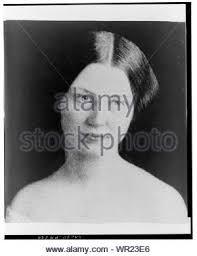 Abigail Powers Fillmore Stock Photo - Alamy
