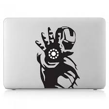 Iron Man Avengers Laptop Macbook Vinyl Decal Sticker