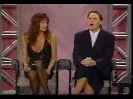 legs 6 - Lisa Boyle in black party dress & pantyhose - YouTube