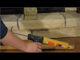 how to apply trim to the floor around a