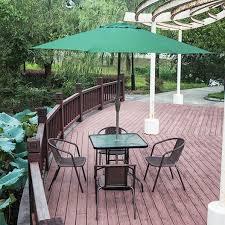 stand swimming pool umbrella hanging