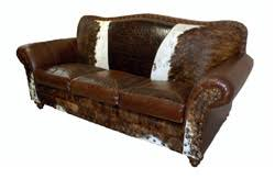 western style furniture leather