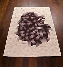 unique rug unique shaped floor rugs