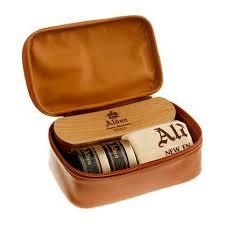 alden travel shoe care kit shoe care