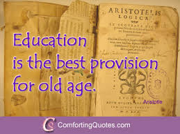 quotes about age and education quotes