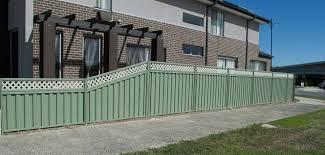 Colorbond Fencing Pakenham Se Suburbs Melbourne Visser Fencing