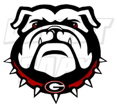 Georgia Bulldog Vinyl Decal See Other Auctions For Options Made In Usa Ebay