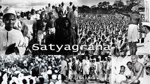 Gandhian Movements - CGPCS Exam Preparation