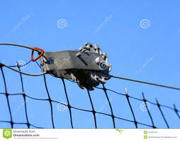 Fence Tightener Stock Image Image Of Tension Grey Outdoors 31090443