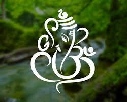 Vinyl Decal Sticker Painted Ganesha Meditation Yoga Boho Etsy