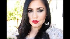 glamorous makeup prom makeup you