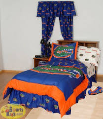 college covers florida gators bed in a
