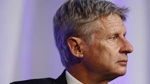 Gary Johnson Can't Name Foreign Leader in 'Aleppo Moment' | Time