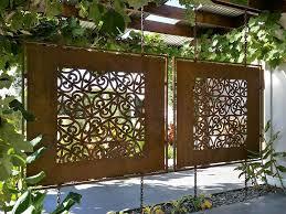 metal wrought iron garden outdoor