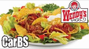 wendy s taco salad review carbs you