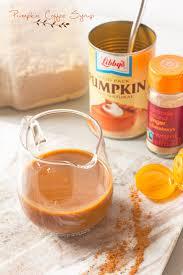 homemade pumpkin e latte