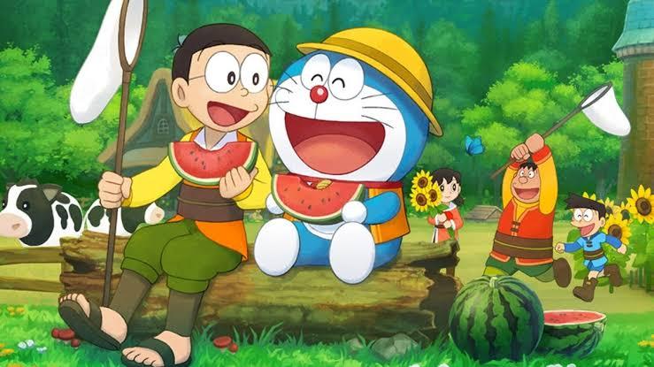 """Résultat de recherche d'images pour """"Doraemon: Story of Seasons"""""""""""
