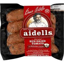 aidells smoked en sausage sun