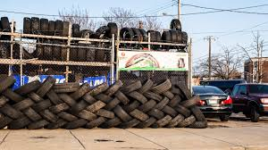 Two Decades Ago 10 000 Tires Caught Fire In Port Richmond And Melted Part Of I 95 On Top Of Philly News