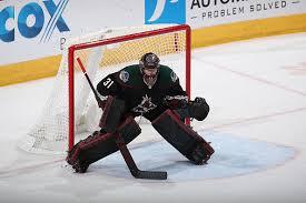 Arizona Coyotes Adin Hill Can be Goalie of the Future - Last Word on Hockey