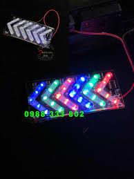 đèn xi nhan mũi tên led 12v - led xi nhan mũi tên ô tô - led trang trí xe ô  tô, giá chỉ 95,000đ! Mua ngay kẻo hết!
