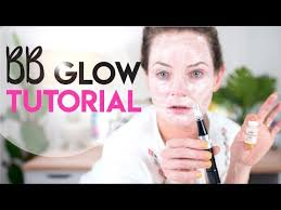 HOW TO BB GLOW AT HOME, Korean BB Glow Tutorial for Semi-Permanent  Foundation - YouTube