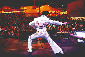 Cover de Elvis Presley faz show em São Bernardo