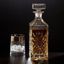 a laid back guide to liquor decanters