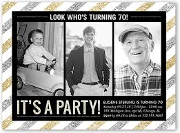 fun 70th birthday party ideas