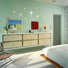 Star Burst Wall Decals Retro Mid Century Modern Vinyl Fabric Etsy Green Bedroom Walls Mint Green Bedroom Mint Bedroom