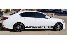 Category Lexus Decals Stickers