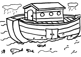 Ark Van Noach Kleurplaat Ark Van Noach Kleurplaten Ark
