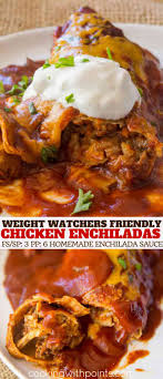 skinny en enchiladas cooking
