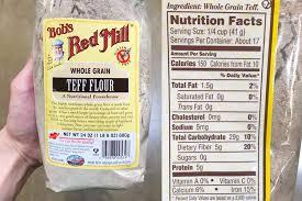 teff health benefits gf grain high in