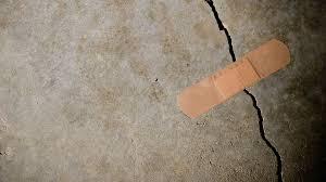 repairing concrete s using