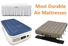 top 15 most durable air mattresses in