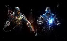 mortal kombat scorpion and sub zero hd