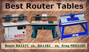 Bosch Ra1171 Vs Ra1181 Vs Kreg Prs2100 Comparison Review