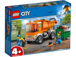 LEGO City Garbage Truck 60220   60220   4+
