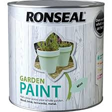 Hqc Garden Paint 5l Sage Green Amazon Co Uk Diy Tools